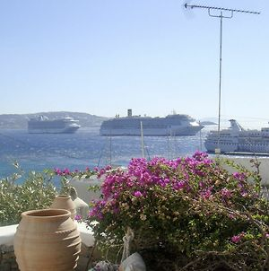 Apartment Mykonos Town Panorama Sleeps 4 photos Exterior