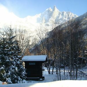 Chalet With 3 Bedrooms In Chamonix-Mont-Blanc, With Wonderful Mountain photos Exterior