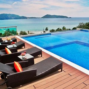 The Privilege Residence : 1 Bedroom Apartment In Patong photos Exterior