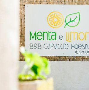 B&B Menta E Limone photos Exterior