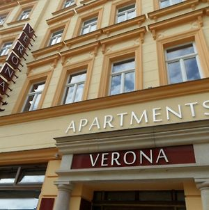 Apartments Verona Karlovy Vary photos Exterior