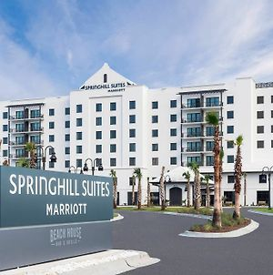 Springhill Suites By Marriott Navarre Beach photos Exterior