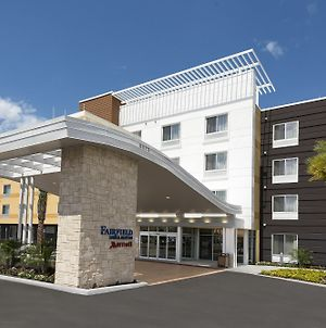 Fairfield Inn & Suites By Marriott Orlando Kissimmee/Celebration photos Exterior