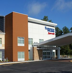 Fairfield Inn & Suites By Marriott Chesapeake Suffolk photos Exterior