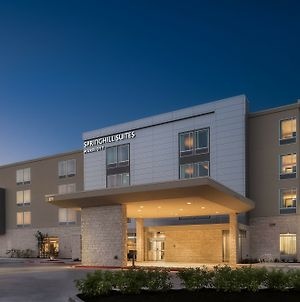 Springhill Suites By Marriott Austin Cedar Park photos Exterior