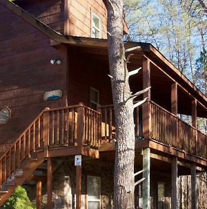 Gatlinburg Pigeon Forge Area Beautiful Secluded Luxury Cabin Hidden photos Exterior