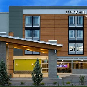 Springhill Suites By Marriott Kalispell photos Exterior