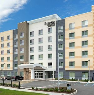 Fairfield Inn & Suites By Marriott North Bergen photos Exterior