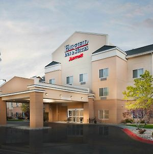 Fairfield Inn And Suites By Marriott Idaho Falls photos Exterior