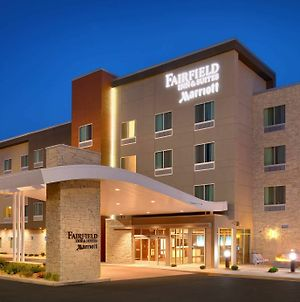 Fairfield Inn & Suites By Marriott Salt Lake City Midvale photos Exterior
