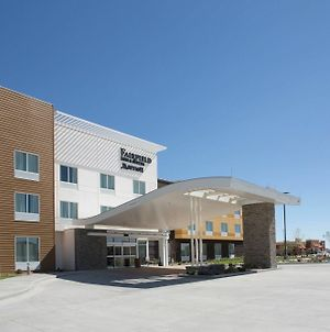 Fairfield Inn & Suites By Marriott Burlington photos Exterior
