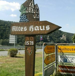 Hotel Altes Haus photos Exterior
