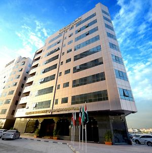 Emirates Stars Hotel Apartments Sharjah photos Exterior