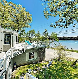 New Listing! Harbor View Haven, Walk To Town Dock Cottage photos Exterior
