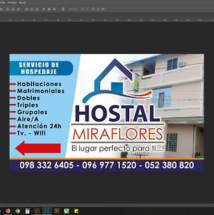 Hostal Miraflores photos Exterior