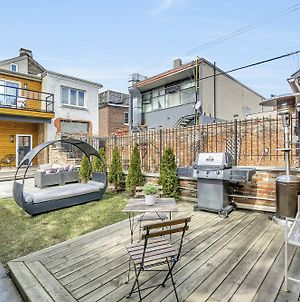 Quickstay - Chic & Modern Townhouse In Little Italy photos Exterior