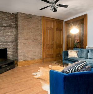 Artsy 4Br In Downtown Mtl By Sonder photos Exterior