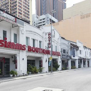 Oyo Rooms Bukit Bintang Extension photos Exterior