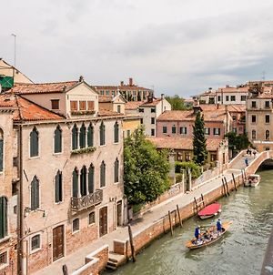 Carmini Canal View And Balcony With Lift photos Exterior