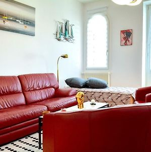 Apartment With One Bedroom In Biarritz 1 Km From The Beach photos Exterior
