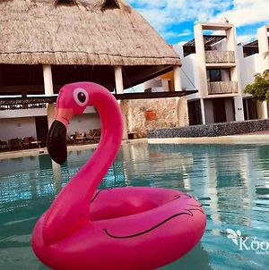 Chic Mexican Style Villa Kookay, Beach Club & Pool photos Exterior