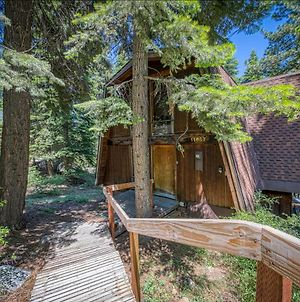 Retro Family Gathering Home In Tahoe Donner photos Exterior