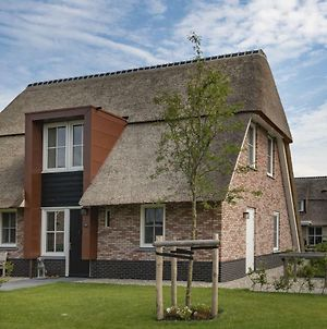 Beautiful Villa With Sunshower And Terrace At The Tjeukemeer photos Exterior