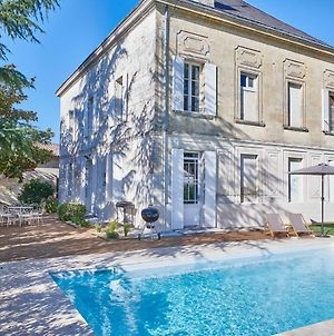 New: Luxurious Wine Estate Saint-Emilion Grand Cru With Private Swimming Pool photos Exterior