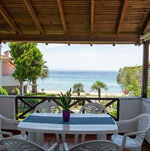 Alexger Nikiti Sea View Front Beach Deluxe House photos Exterior