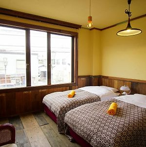 Hakuba Station Guest House Hostel En photos Exterior