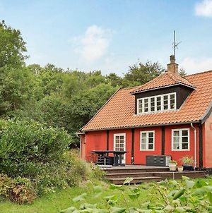Three-Bedroom Holiday Home In Svaneke 1 photos Exterior