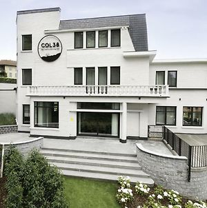 Upscale Mansion In Kluisbergen With Sauna And Terrace photos Exterior