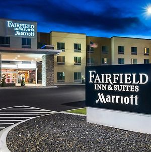 Fairfield Inn & Suites By Marriott Moses Lake photos Exterior