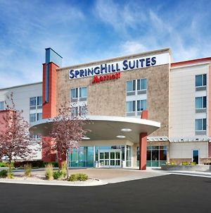 Springhill Suites By Marriott Salt Lake City Draper photos Exterior