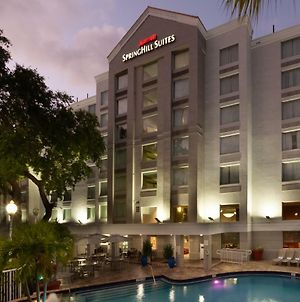 Springhill Suites Fort Lauderdale Airport photos Exterior