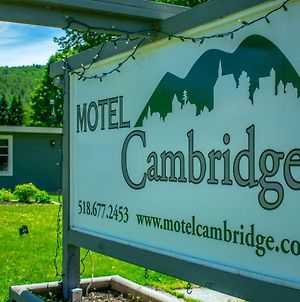 Motel Cambridge photos Exterior