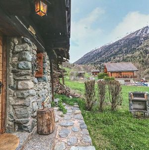 Splendid Traditional Chalet In The Heart Of The Val D'Anniviers photos Exterior