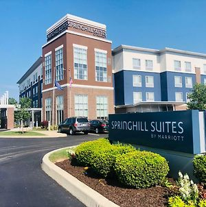 Springhill Suites By Marriott Indianapolis Airport/Plainfield photos Exterior