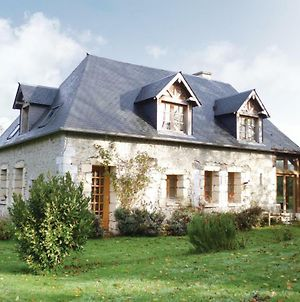 Holiday Home Honfleur Chemin Des Monts photos Exterior