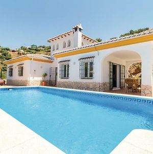 Three-Bedroom Holiday Home In Competa photos Exterior