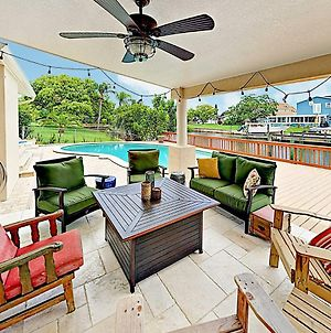 New Listing! Upscale Canal Home With Pool & Dock Home photos Exterior