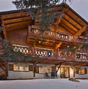 Senner Chalet - Authentic Private Mountain Home With Hot Tub photos Exterior