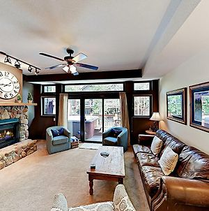 New Listing! Warrior'S Mark Townhome W/ Hot Tub Townhouse photos Exterior