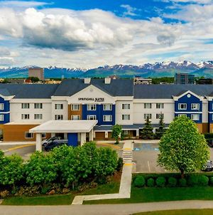 Springhill Suites Anchorage Midtown photos Exterior
