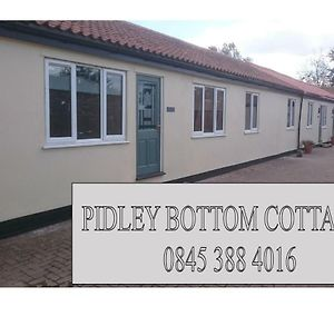 Pidley Bottom Cottages & Shepherd'S Huts photos Exterior