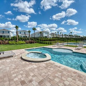Posh Home Near Disney World With Games & Private Pool - 7659F photos Exterior
