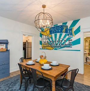 The Country Cottage: Historic Home With Music City Mural: Mins To Downtown Nashville photos Exterior