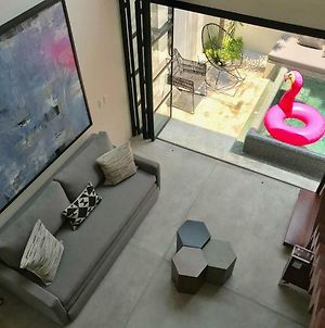 Stylish & Modern Loft- 1 Bedroom Condo With Private Dipping Pool Near The Malecon, Puerto Vallarta photos Exterior