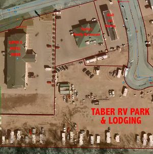 Taber Rv Park And Lodging photos Exterior