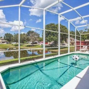 4 Bedroom Disney Area Pool Home With Lake View photos Exterior